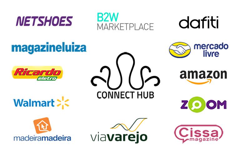 Integração erp winthor com connect hub MARKETPLACE